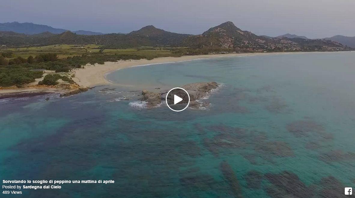 Scoglio di Peppino, Costa Rei e le spiagge più belle della ...