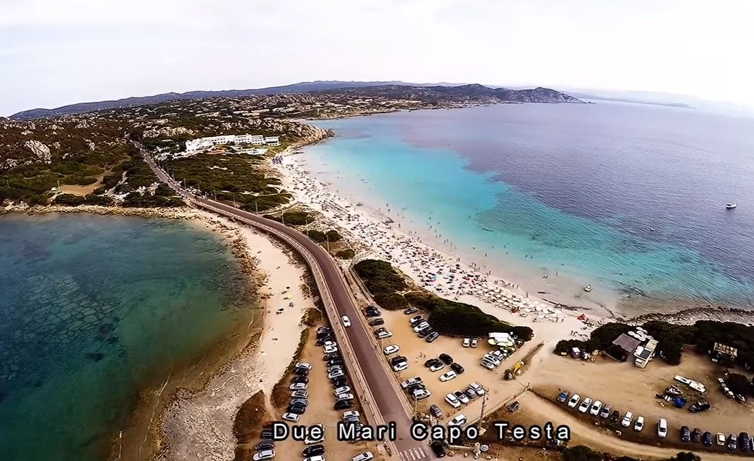 Spiagge di santa teresa gallura video sardegna 2018 for Santa teresa di gallura