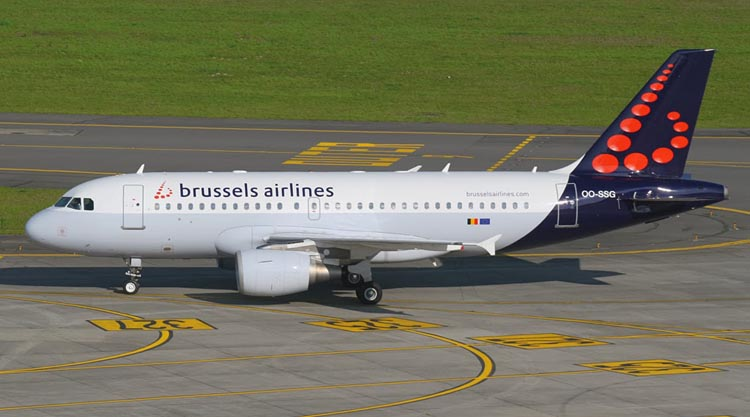aereo-buxelles-airlines
