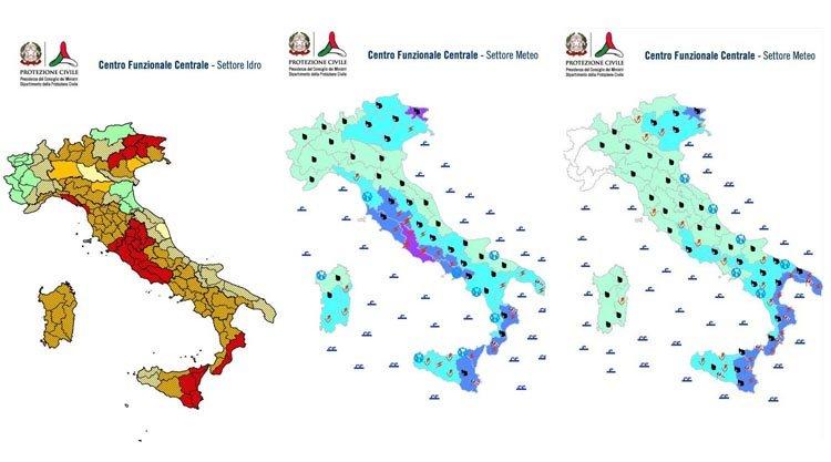 allarme-meteo-italia-sardegna-6-novembre -2014