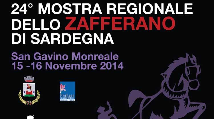 mosta-zafferano-san-gavino-monreale-manifesto-2014