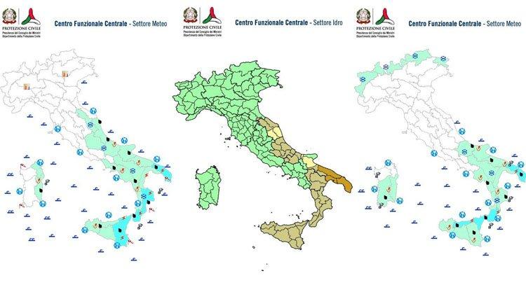 previsioni-meteo-sardegna-italia-26-27-gennaio-2015