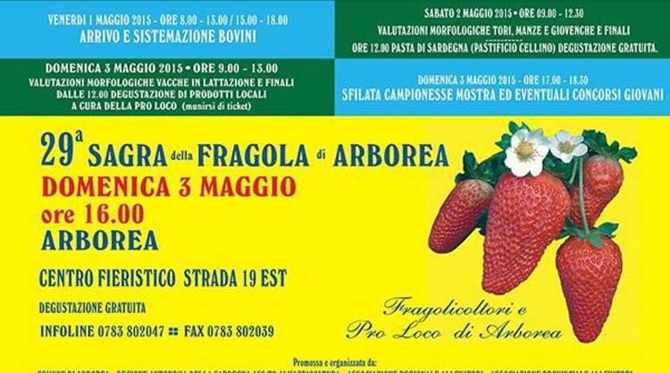 sagra-delle-fragole-arborea-locandina-2015