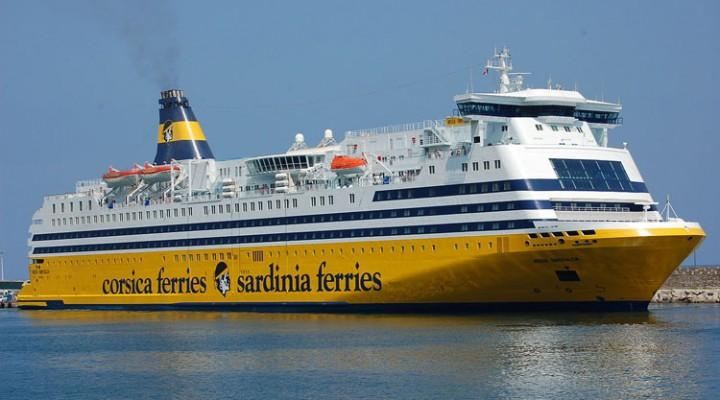 Sardinia ferries nuova nave per la sardegna la mega andrea for Nave sardegna