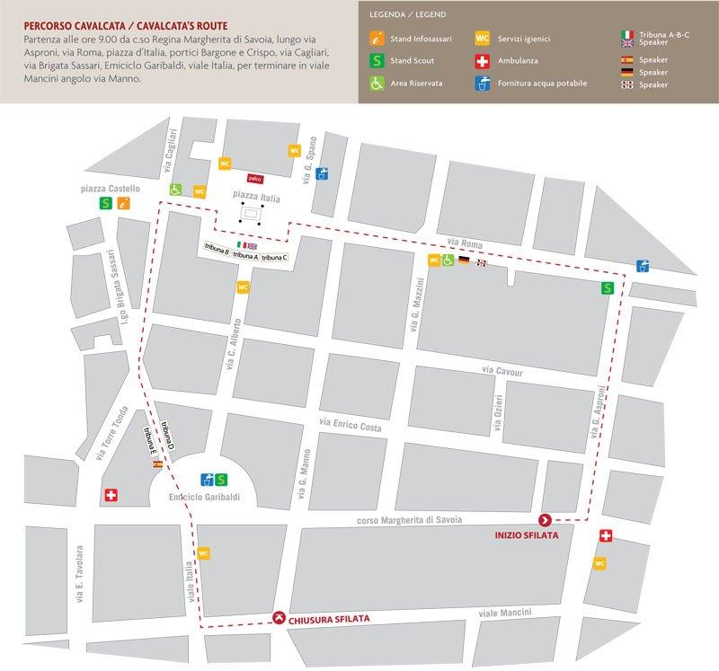 cavalcata-sarda-2015-sassari-percorso