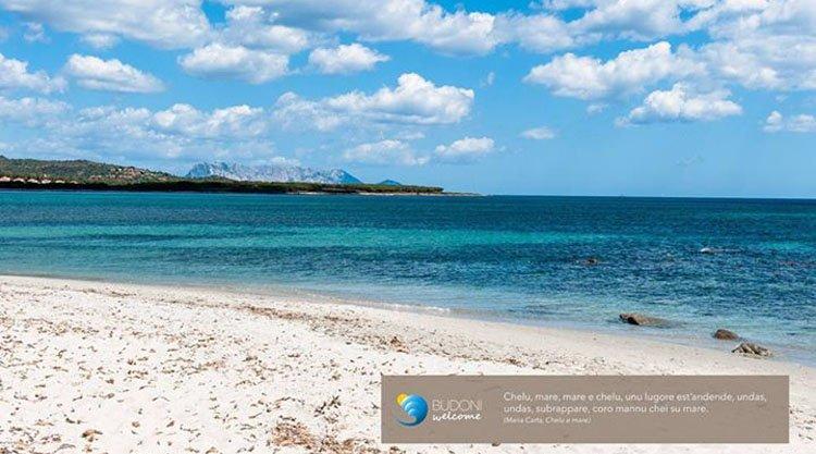 Webcam sulle spiagge di budoni per scoprire la meno for Sardegna budoni spiagge