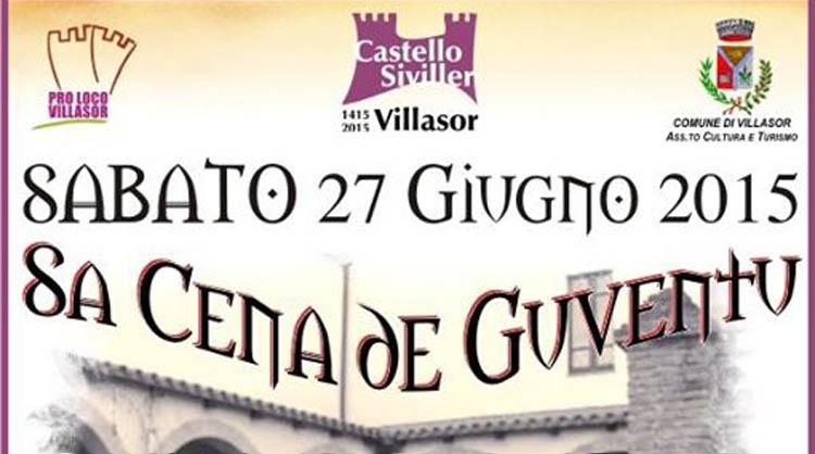 cena-de-guventu-villasor-manifesto-2015
