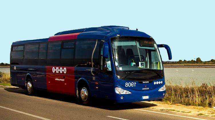 Come arrivare a Villasimius da Cagliari in Bus - Sardegna ...